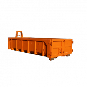 More information about the model «Sliding metal container»